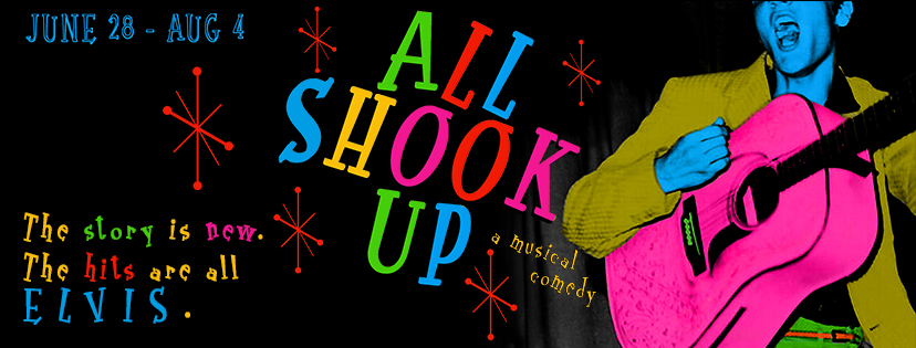 All Shook Up lyrics